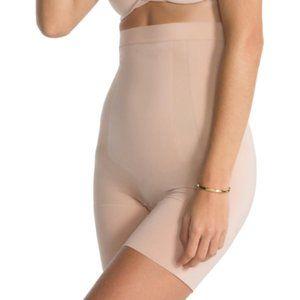 Spanx Shapewear High Waist Mid Thigh Bottoms NWT
